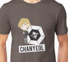 EXO - MAMA Chibi Chanyeol (For Dark Colors) Unisex T-Shirt