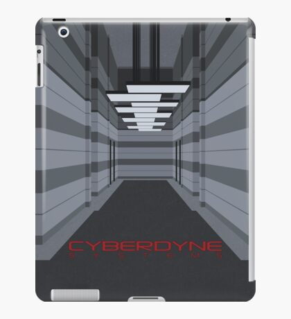 Cyberdyne Systems iPad Case/Skin