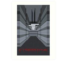 Cyberdyne Systems Art Print