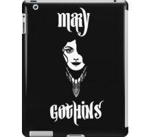 mary gothins iPad Case/Skin