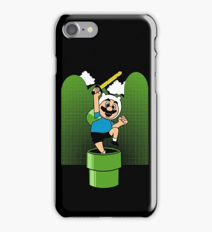 The Finnooki Suit iPhone Case/Skin