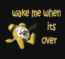wake me by CheyenneLeslie Hurst
