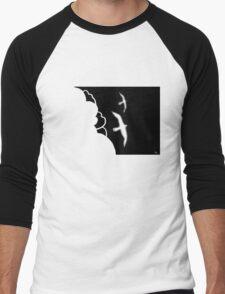 High Flying Birds 2 Men's Baseball ¾ T-Shirt