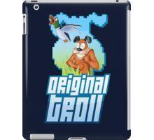 Duck Hunt - The Original Troll iPad Case/Skin