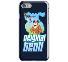 Duck Hunt - The Original Troll iPhone Case/Skin
