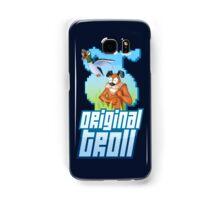 Duck Hunt - The Original Troll Samsung Galaxy Case/Skin
