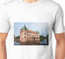 Egeskov castle Funen Denmark  Unisex T-Shirt