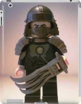 TMNT Teenage Mutant Ninja Turtles Master Shredder Custom Minifigure iPhone Case 'Customize My Minifig' by Customize My Minifig