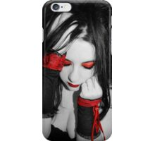 Passion in repose iPhone Case/Skin