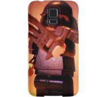 TMNT Teenage Mutant Ninja Turtles Master Shredder Custom Minifigure iPhone Case 'Customize My Minifig' Samsung Galaxy Case/Skin