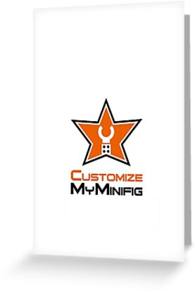 Customize My Minifig Star Logo Design by Chillee