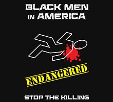 Black Men in America -- Stop the Killing Unisex T-Shirt