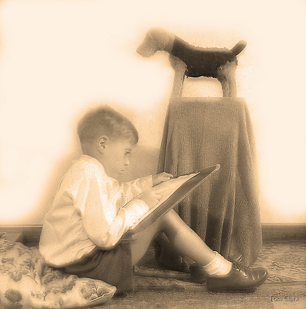 The Young Artist by Tom Clark