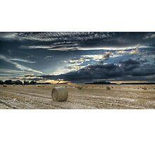 Thorner Fields Photographic Print