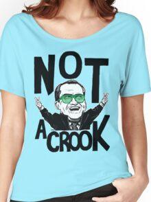 Not A Crook Women's Relaxed Fit T-Shirt