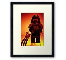 TMNT Teenage Mutant Ninja Turtles Master Shredder Framed Print