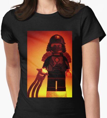 TMNT Teenage Mutant Ninja Turtles Master Shredder Womens Fitted T-Shirt