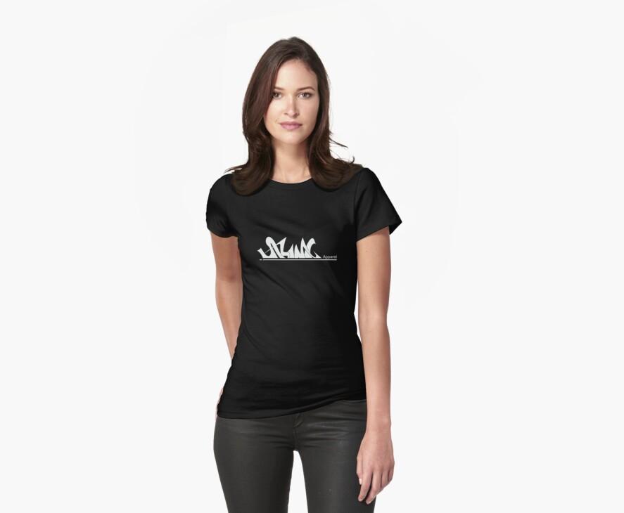 Shing Apparel womans T-Shirt by David Shing Design / Shingart