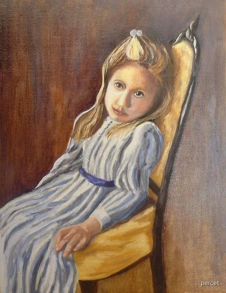 sitting pretty by percet