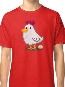 Pixel Chickens Classic T-Shirt