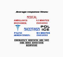 Response Time Unisex T-Shirt