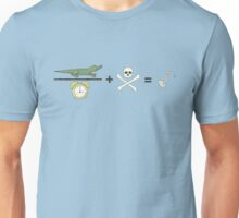 Piratical Equation No. 1 Unisex T-Shirt