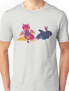 How to train your dragon! Unisex T-Shirt