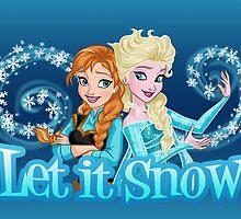 Let it Snow by Ellador