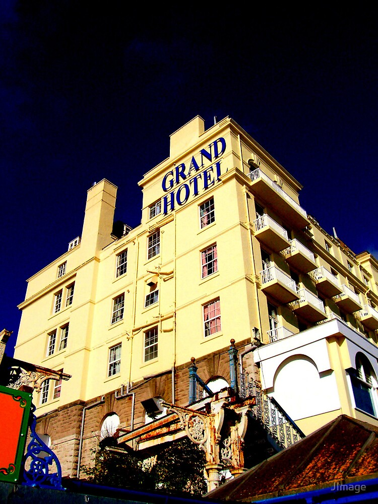 Grand Hotel 2 by JImage