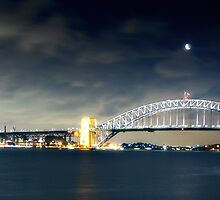 Sydney Harbour by primus