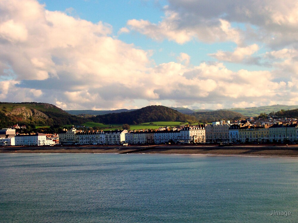 Llandudno Bay by JImage