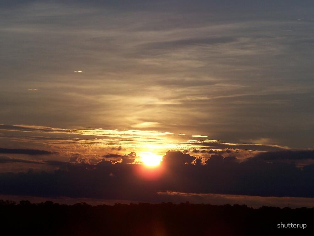 August Sunrise by shutterup