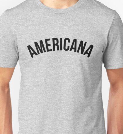 Americana - Brazilian Jiu-Jitsu Unisex T-Shirt