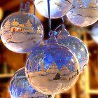 Christmas Tree Balls by Bernd Tschakert