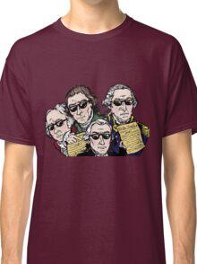 Founding Father Dudes Classic T-Shirt