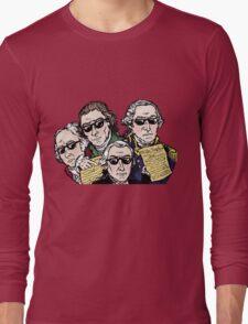 Founding Father Dudes Long Sleeve T-Shirt