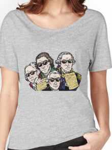 Founding Father Dudes Women's Relaxed Fit T-Shirt