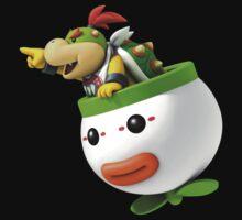 Mario Bowser Jr  by batoxs