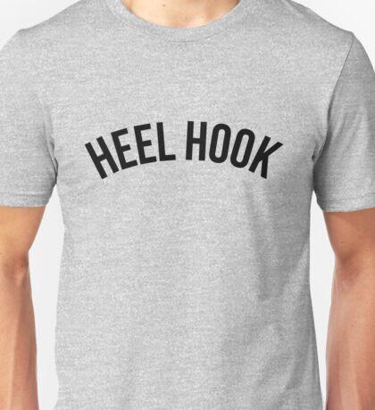 Heel Hook - Brazilian Jiu-Jitsu Unisex T-Shirt