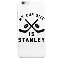 Stanley Cup Size iPhone Case/Skin