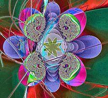 Flower Nebula by DRCP