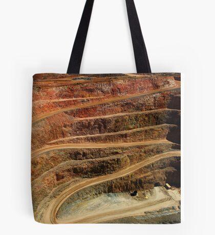 Cobar Gold Mine Tote Bag
