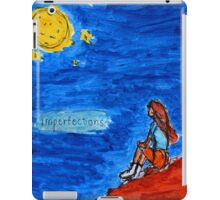 imperfections. iPad Case/Skin