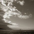 The Cloud and the Sea by Bernd Tschakert