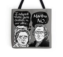 MARTHA NO Tote Bag