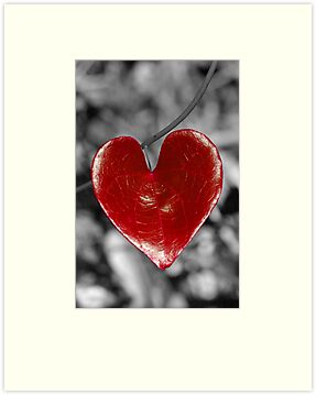 Love Heart2 (vertical) by berndt2