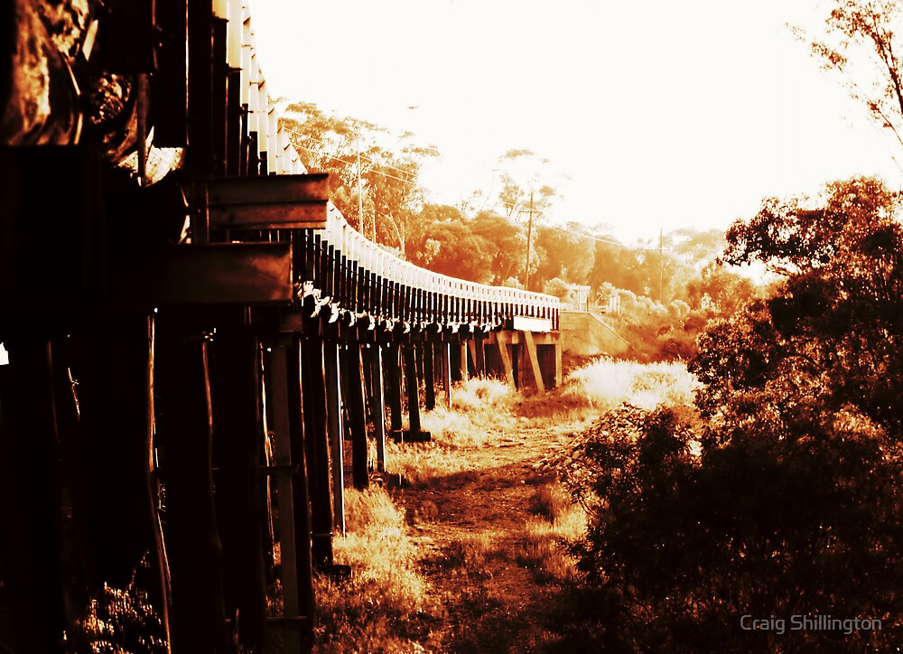Nunamullen Bridge by Craig Shillington