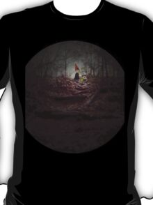 Wirt & Greg--Into The Unknown. T-Shirt