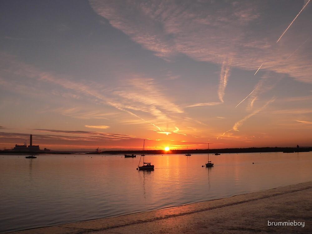 Dawn delights by brummieboy