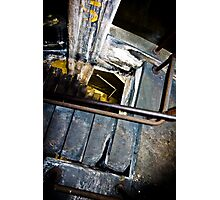 the depths of the city Photographic Print